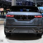Autosalon Brussel 2019 live: Land Rover / Range Rover (Paleis 6)