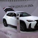 Autosalon Brussel 2019 live: Lexus (Paleis 4)