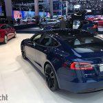 Autosalon Brussel 2019 live: Tesla (Paleis 6)