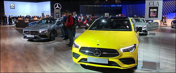 Autosalon van Brussel 2021 gaat NIET door.