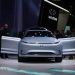 Autosalon van Geneve 2017 - Hyundai Fuel Cell concept