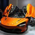 Autosalon van Geneve 2017 - McLaren 720S
