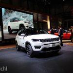 Autosalon van Geneve 2017 - Jeep Compas