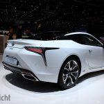 Autosalon van Geneve 2017 - Lexus LC500h