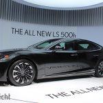 Autosalon van Geneve 2017 - Lexus LS500h