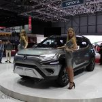 Autosalon van Geneve 2017 - Ssangyong concept