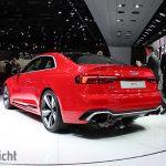 Autosalon van Geneve 2017 - Audi RS5 Coupé