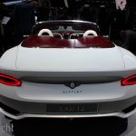Autosalon van Geneve 2017 - Bentley EXP 12 Concept