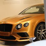 Autosalon van Geneve 2017 - Bentley Continental GT SuperSports