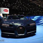 Autosalon van Geneve 2017 - Bugatti Chiron