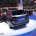 Autosalon van Geneve 2017 - Volkswagen Tiguan Allspace