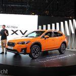 Autosalon van Geneve 2017 - Subaru XV