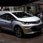 Autosalon van Geneve 2017 - Opel Ampera-e