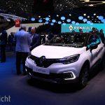 Autosalon van Geneve 2017 - Renault Captur facelift