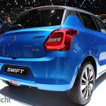 Autosalon van Geneve 2017 - Suzuki Swift