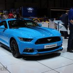 Autosalon van Geneve 2017 - Ford Mustang