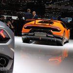 Autosalon van Geneve 2017 - Lamborghini Huracan LP640-4 Performante