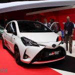 Autosalon van Geneve 2017 - Toyota Yaris hot hatch