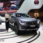 Autosalon van Geneve 2017 - Fiat Fullback Cross