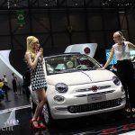Autosalon van Geneve 2017 - Fiat 500 Vintage