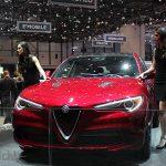 Autosalon van Geneve 2017 - Alfa Romeo Stelvio Q