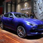 Autosalon van Geneve 2017 - Maserati Levante