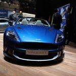 Autosalon van Geneve 2017 - Aston Matin Vanquish S Volante