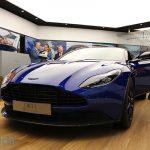 Autosalon van Geneve 2017 - Aston Matin DB11