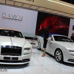 Autosalon van Geneve 2017 - Rolls Royce Dawn