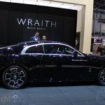 Autosalon van Geneve 2017 - Rolls Royce Wraith
