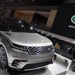 Autosalon van Geneve 2017 - Range Rover Velar
