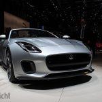 Autosalon van Geneve 2017 - Jaguar F-Type