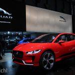 Autosalon van Geneve 2017 - Jaguar I-Pace Concept