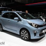 Autosalon van Geneve 2017 - Kia Picanto