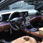 Autosalon van Geneve 2017 - Mercedes E-Klasse Coupé