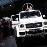 Autosalon van Geneve 2017 - Mercedes-Maybach G650 Landaulet