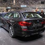 Autosalon van Geneve 2017 - BMW 5-Reeks Touring