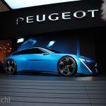 Autosalon van Geneve 2017 - Peugeot concept