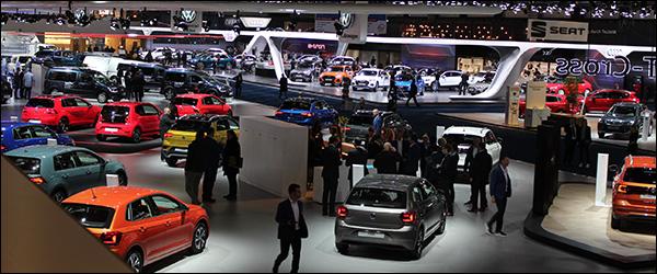 De 10 meest verkochte automerken/modellen in België (2019)
