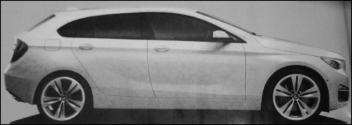 BMW 1-Reeks GT