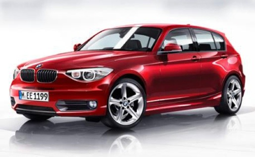 Preview BMW 1-Reeks 2012