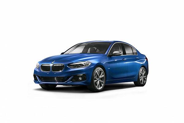Officieel: BMW 1-Reeks Berline (2016)