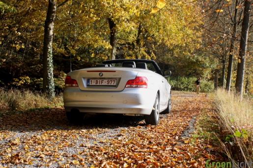 BMW 1-Reeks Cabrio 123d