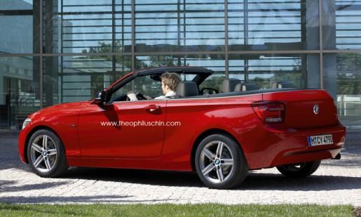 nieuwe BMW 1-Reeks Cabrio