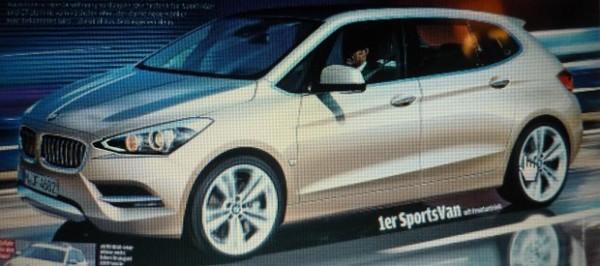 BMW 1-Reeks GT 2014