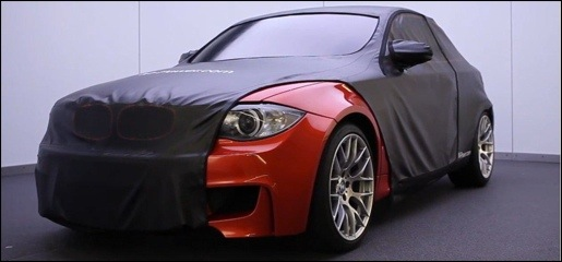 BMW 1-Reeks M Coupe