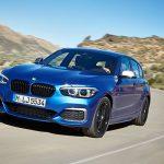 Officieel: BMW 1-Reeks facelift (2017)