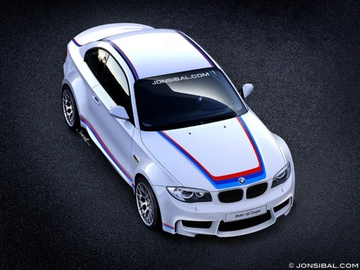 BMW 1M Coupe CSL