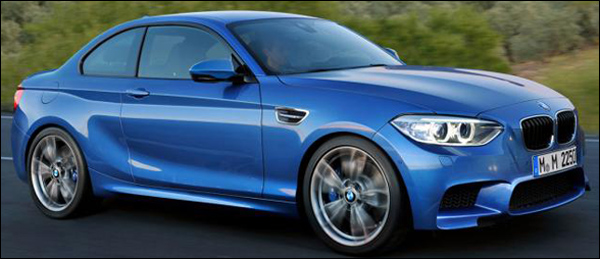 BMW 2 M Coupe