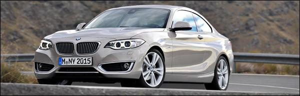 BMW 2-Reeks 2014